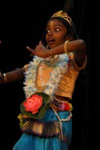 una bambina sahaj