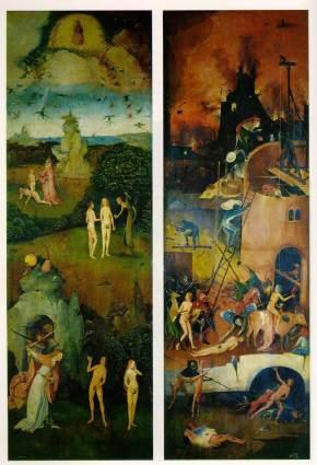 Blake, Paradiso e Inferno