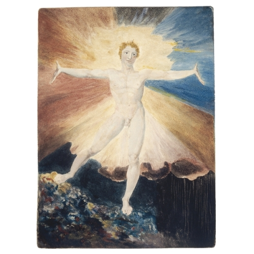 Shri Gesù, W. Blake