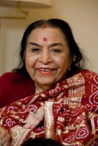 Shri Mataji, settembre 2007