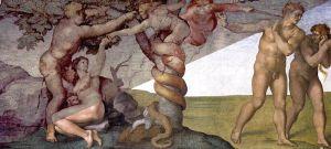 Michelangelo, Cappella Sistina
