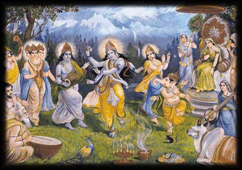 Tandava: la danza delle Deità