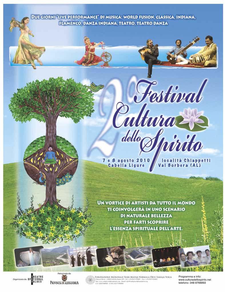 2° festival della cultura dello spirito