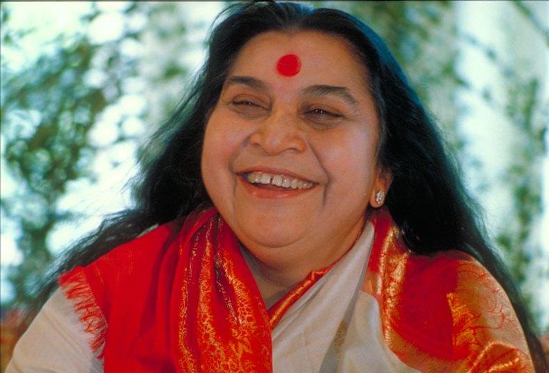 Madre, Shri Mataji Nirmala Devi, fondatrice di Sahaja Yoga