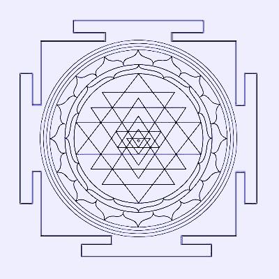 Sahaja Yoga Yantra - vishwa nirmala dharma
