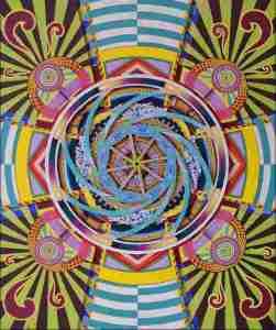 Stephen McLaire - Mandala
