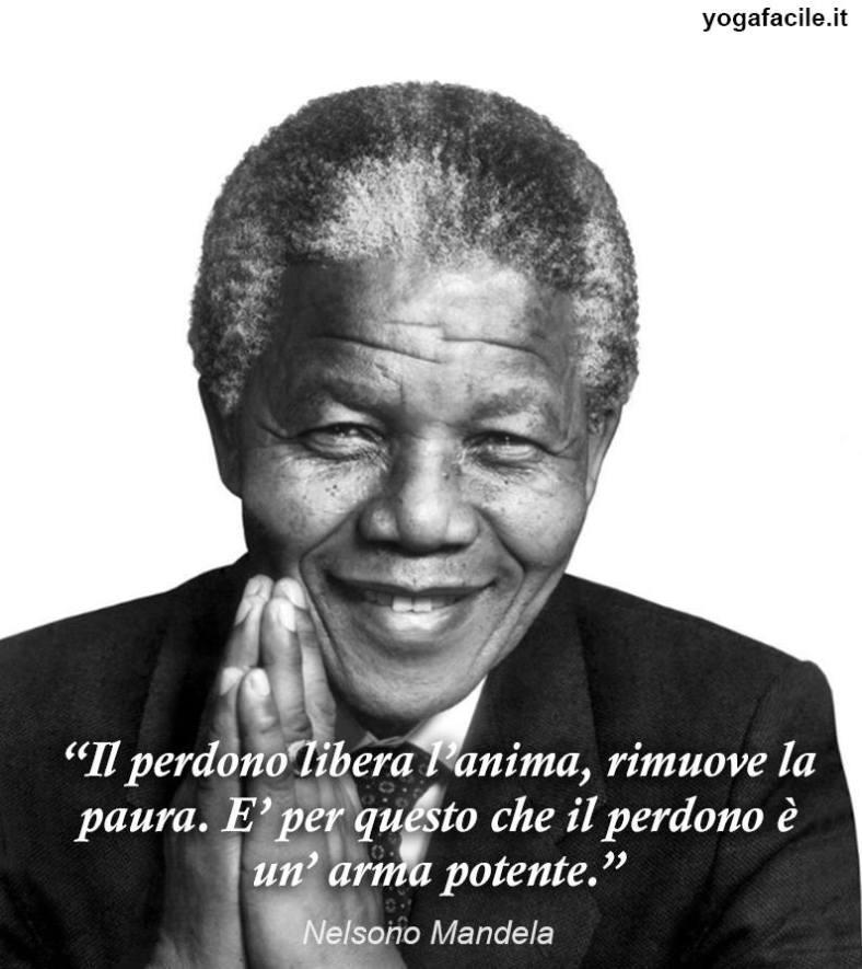 Perdono, Nelson Mandela